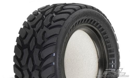 "Pro-Line Dirt Hawg 2.2"" M2 All terrain rear tires"