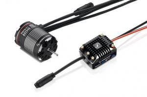 Hobbywing Xerun Combo AXE540-1800KV - FOC system