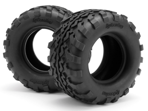 HPI GT2 Tyres S compound