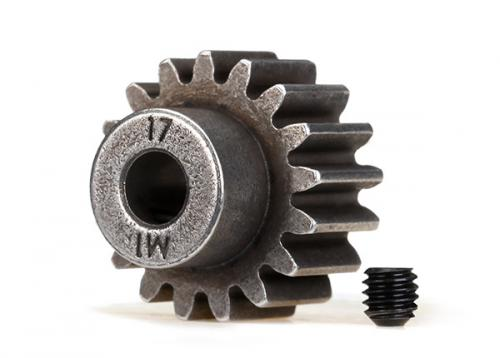 Pinion 17T 1.0M Pitch för 5mm Axel (1)