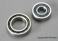 Ball bearings (7x17x5mm) (1)/ 12x21x5mm (1) (TRX 3