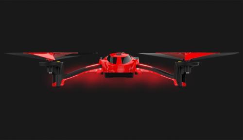 Traxxas LaTrax Alias Quad rotor heli RTR 2.4ghz