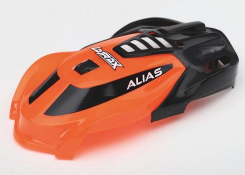 Canopy, Alias, orange/ 1.6x5mm BCS (self-tapping)