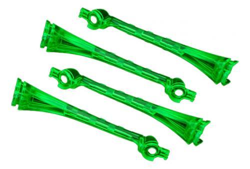 LED lens, green (4)