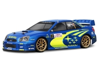 HPI 2004 SUBARU IMPREZA WRC Body (200mm)