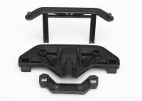 Body mounts, front & rear/ body post, rear (1)