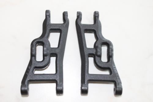 Heavy duty front A-arms - black