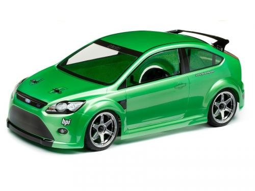 HPI FORD FOCUS RS BODY (200mm)