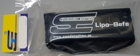 Li-po safety Bag, Swedish Edition