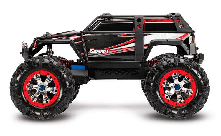 Traxxas Summit 1:10 2.4Ghz TQI Special Edition