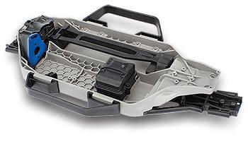 Chassis conversion kit, low CG(Slash 4x4)