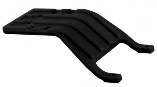 Rear skid plate - black
