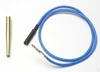Lead wire, glow plug (blue)