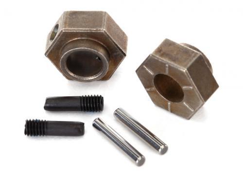 Hjulnav Stål 12mm (2) TRX-4