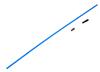 Antenna, tube (1)/ vinyl antenna cap (1)/ wire ret