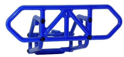 Rear bumper - blue