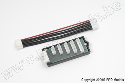 Balancer board XH + Balancer board lead EHR (1set)