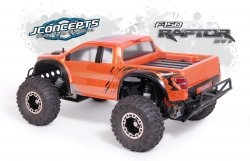 Illuzion  Slash 2wd - Ford Raptor SVT  SC body