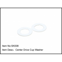 CENTRE DRIVE CUP WASHER