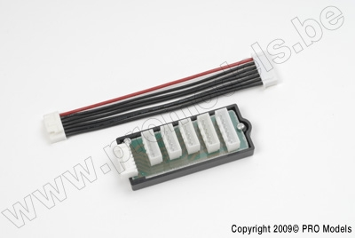 Balancer board PQ + Balancer board lead EHR (1set)
