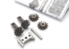 Gear set, differential (output gears (2)/ spider g