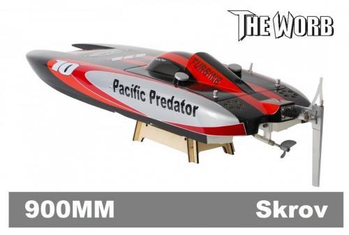 WORB Pacific Predator Hull Only Medium 900mm