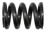 Slipper spring 8.5x12 165 lbs/in - Black (2pcs)