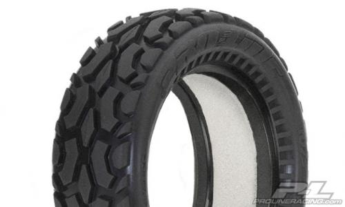 """Pro-Line Dirt hawg 2.2"""" M2 All terrain front tires"""