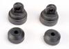 Shock caps (2)/ shock bottoms (2)
