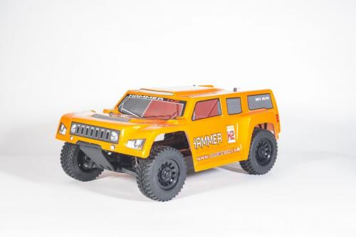 SST Racing Short-Course Hummer VE 2.4ghz Lipo Edition