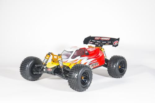 SST Racing Buggy/Truggy XBD VE V2 2.4ghz
