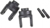 Differential output yokes, heavy duty