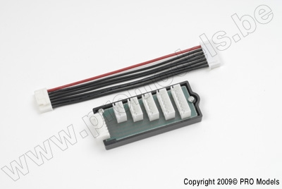 Balancer board EH + Balancer board lead EHR (1set)