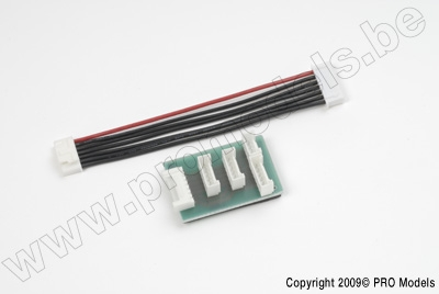Balancer board TP + Balancer board lead EHR (1set)