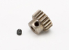 Gear, 18-T pinion (0.8 metric pitch, campatible wi