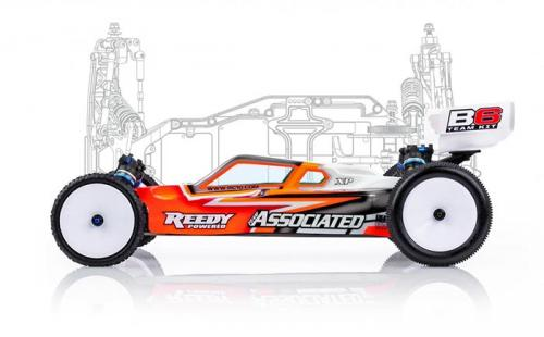 Team Associated B6 Team kit