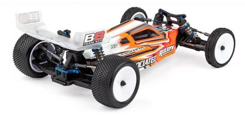 TEAM ASSOCIATED B6 TEAM KIT + 120A V3.1+G2 motor