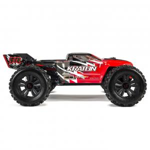 ARRMA KRATON 6S 4WD BLX 1/8 SPEED MONSTER TRUCK RTR RED LIPO EDITION