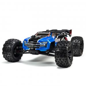 ARRMA KRATON 6S 4WD BLX 1/8 SPEED MONSTER TRUCK RTR BLUE