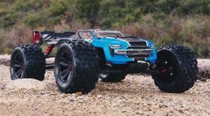 KRATON 6S 4WD BLX 1/8 SPEED MONSTER TRUCK RTR BLUE LIPO EDITION