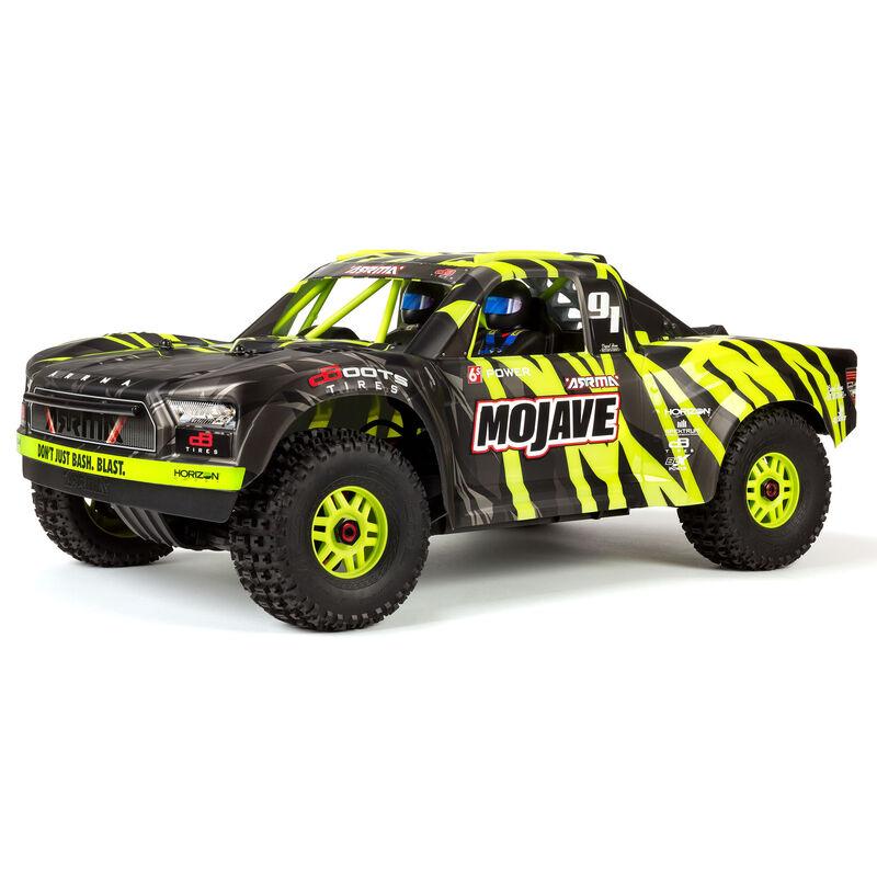 Arrma Mojave 6S 4wd 1/7 Desert Truck RTR Green/Black