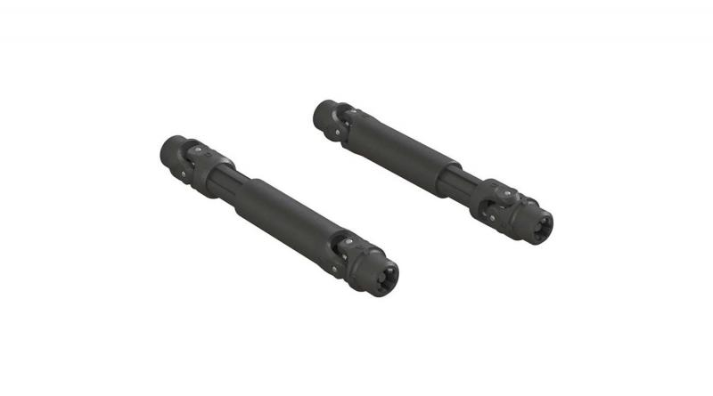 Composite Front Slider Driveshaft Set: 4x4 (ARAC4041)