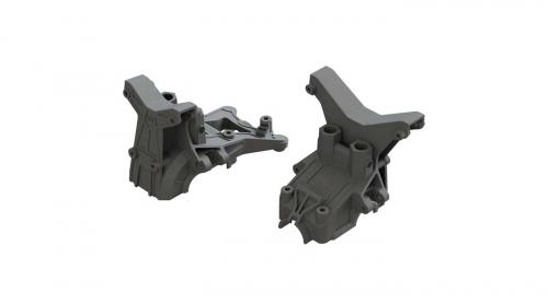 Composite Front Rear Upper Gearbox Covers and Shock Tower (ARAC4400)