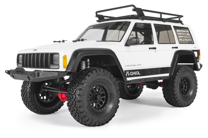 Axial SCX10 II 2000 JEEP CHEROKEE 1/10 4WD KIT