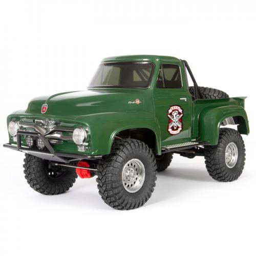 SCX10 II 1955 Ford 1/10th 4wd RTR Green