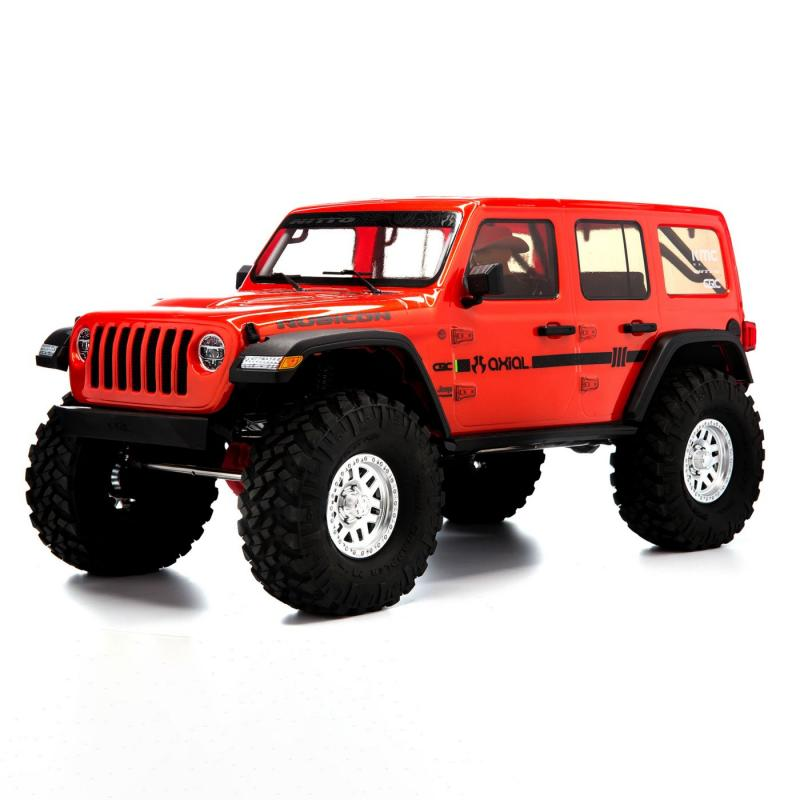 Axial SCX10 III Jeep JLU Wrangler RTR Red