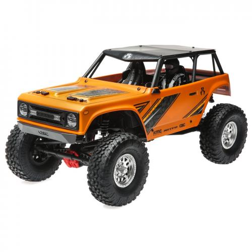 1/10 Wraith 1.9 4WD Brushed RTR, Orange