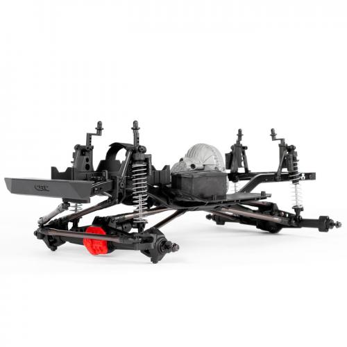 Axial 1/10 SCX10 II Raw Builders Kit