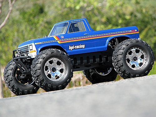 HPI 1979 FORD F-150 BODY