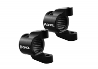 XR10 Aluminum C-Hub Carrier (Black) (2pcs)